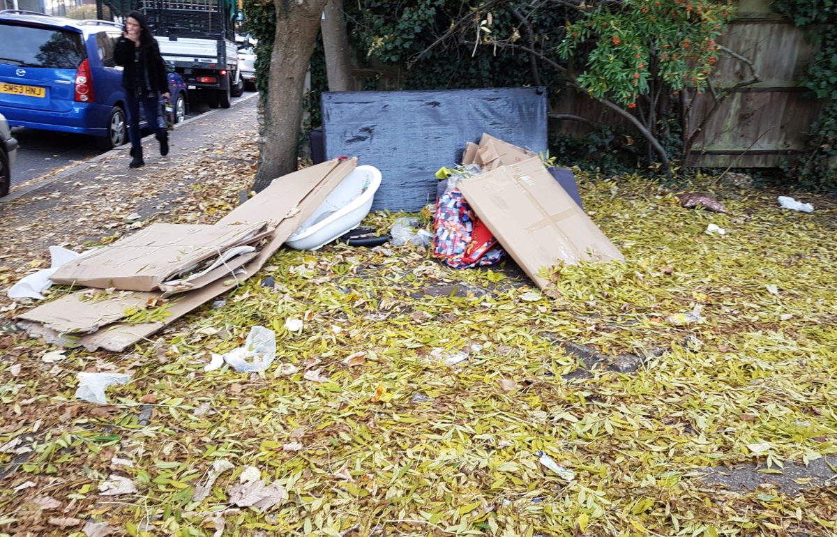 Case Study Before Rubbish Warrington Court