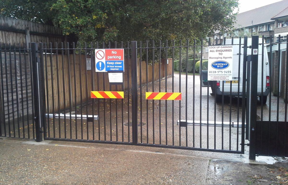 Parklands Court Electric Gate